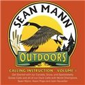 Sean Mann Outdoors Calling Instruction CD - Volume 1 Image