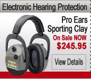 Pro Ears Sporting Clay Electronic Hearing Protection