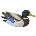 Loon Lake Life-size Swan Lake Mallard Waterfowl Sculpture Image