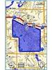 Alpha GPS Tracking Collar Map 4