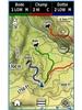 Alpha GPS Tracking Collar Map 2