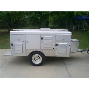 Deerskin Six Hole Dog Trailer Ad 45378