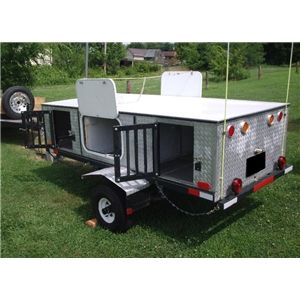 Dog Trailer Ad 54180