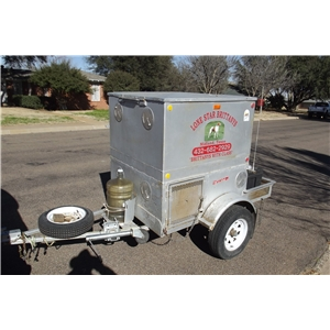 Four Hole Dog Trailer Ad 73967