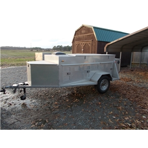 6 Stall Dog Trailer For Sale Ad 78031